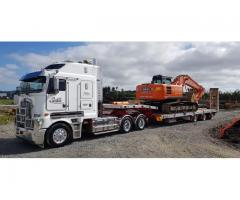 Looking for Flat Deck Trailer Hire Auckland Contact Smith Transport