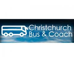 Christchurch Bus and Coach Hire
