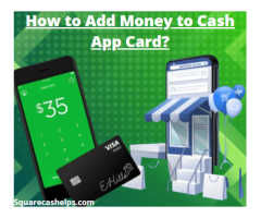 how to add money to Cash App card at Walmart?