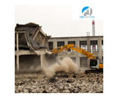 Commercial Demolition Service in Auckland